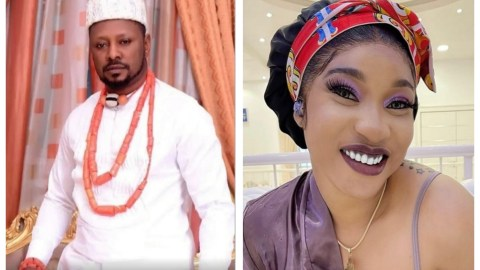 More trouble for Tonto Dikeh as estranged boyfriend of three months drags her to court, demands N10 billion compensation