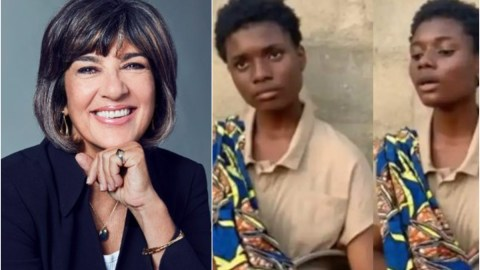 Hours after getting a surprise call from Rihanna, Nigerian hawker Salle catches the eyes of CNN as they invite her for an interview