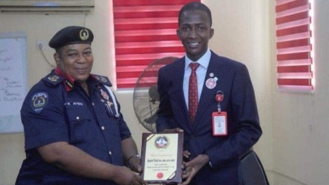 Yes, the economy is hard but don't do sakawa- Police boss tells the youths