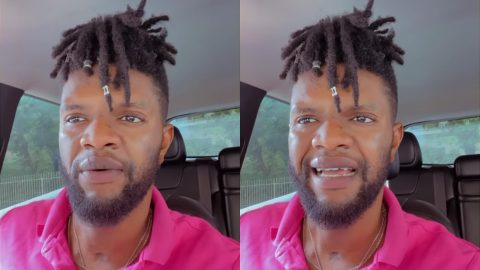 My Music Turn Beans? – Ogidi Brown Quizzes Fans As They Start To Commend Him For Comedy Skills