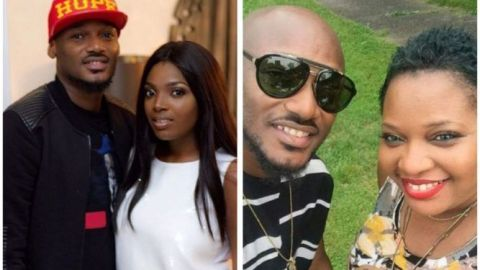 Tuface Idibia's Baby Mama, Pero Goes Wild On IG After He Reconciled With His Wife, Annie