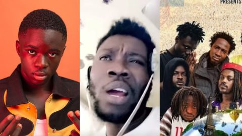Asakaa Boys Didn't Let Me Sign Yaw Tog Because Of Archipalago – Showboy (video)