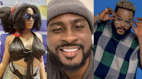 BBNaija 2021: Whitemoney, Angel, Pere, Others Up For Eviction This Week
