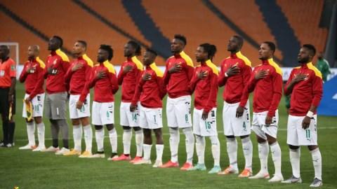 World Cup Qualifier: Shambolic Black Stars lose to spirited Bafana Bafana