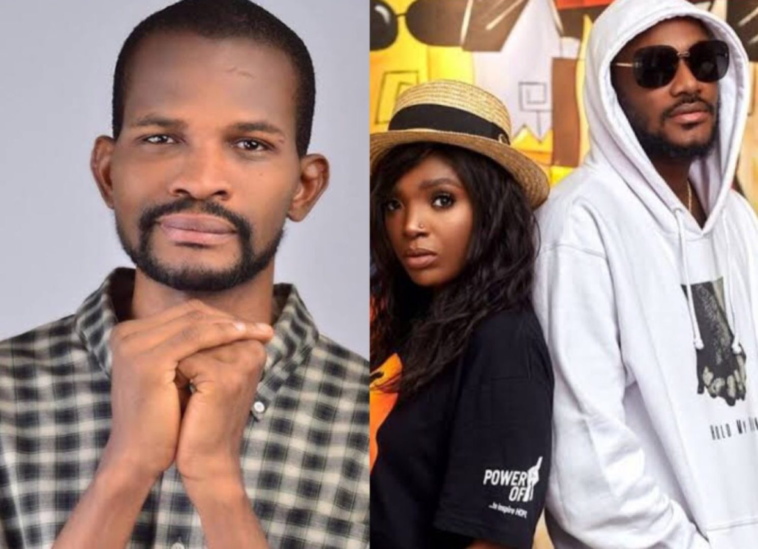 Uche Maduagwu Wades Into Tuface And Annie Idibia's feud, Slams Him For Allowing His Brother To Disrespect His Wife