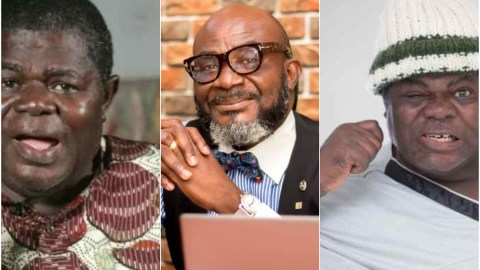 You have failed- Actor Nii Saka Brown jabs Psalm Adjeteyfio for begging for money at age 73