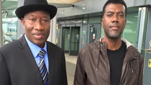 """Reno Omokri Claims He Won't Follow Goodluck Jonathan To APC; Says """"My Stomach Does Not Control My Mouth"""""""