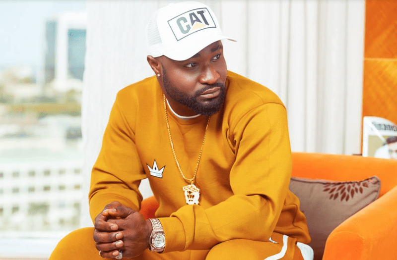 Harrysong Expresses Shock After A Lady Told Him Women Now Buy Dogs To Give Them 'Head'