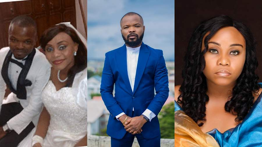 Nedu Wazobia's Estranged Wife Fires Back After DNA Test Surfaced Online, Tells Him To Man Up To Their Kids Responsibilities