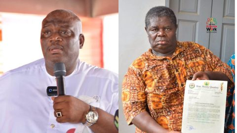 Accra Regional Minister, Henry Quartey pledges GHS1,500 monthly stipend to Psalm Adjeteyfio till 2025