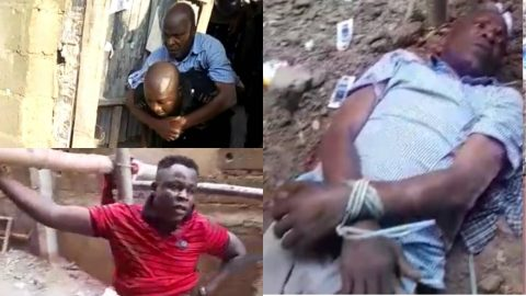 How police rescued debtor tied up by his creditor over failure to pay GH¢68,000 debt [Video]