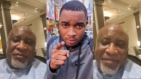 """""""Twene Jonas has been sacked from work, evicted from his home & wanted for deportation"""" – Hopeson Adorye drops exclusive info [Video]"""