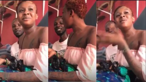 Marriage is out of my plans, I'll continue to eat myself until I am ready – Popular Kumasi se.x worker says in video