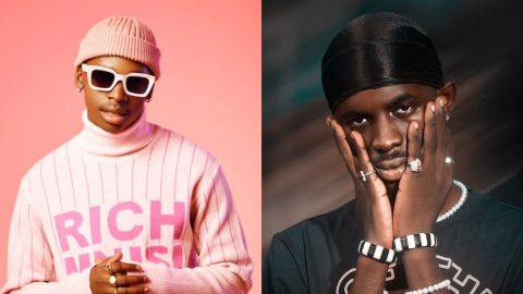 """""""I want to work with Black Sherif, he is an inspiration"""" – South African artiste Ciza"""