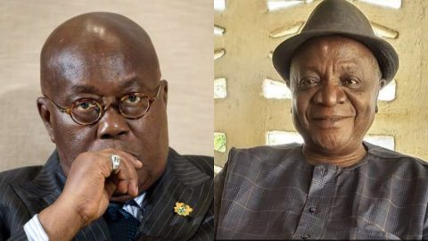 He helped me to win the 2016 elections, so I will miss him – President Akufo-Addo mourns Nana Ampadu