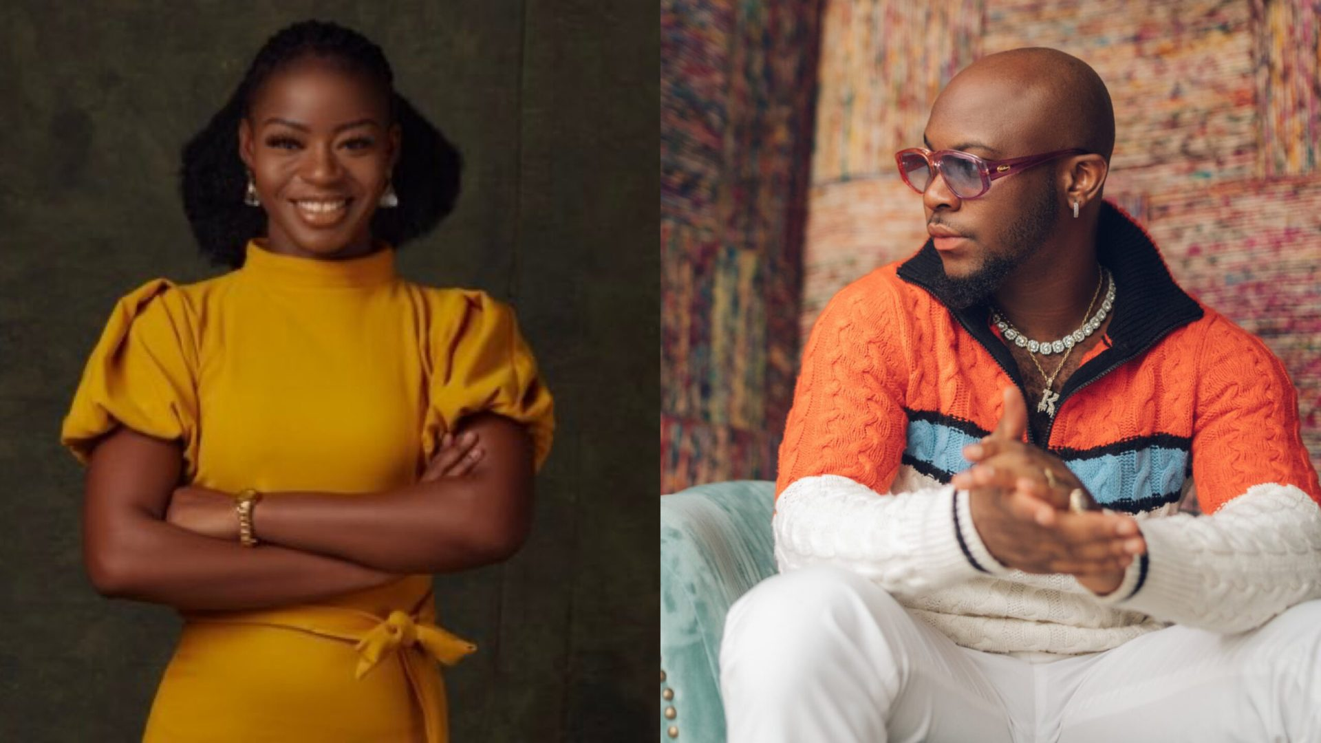 """""""You can continue playing hard to get but I kiss your photos every day"""" – Nice lady declares love for King Promise"""