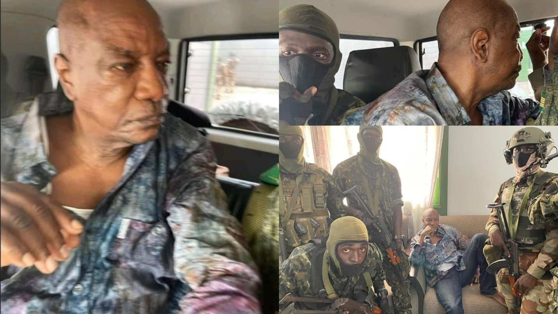 Guinea coup: President Alpha Conde arrested, the government dissolved as the military seize power in the country [Video]