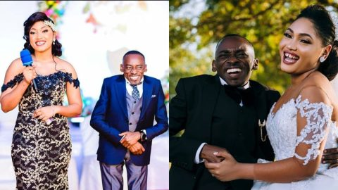 """""""I am lucky to love and be loved back"""" – Tanzanian politician, Petro Magoti hails and thanks wife for agreeing to marry him"""