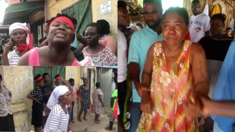 """""""We won't believe she faked pregnancy until we see her confess in public before our eyes"""" – Takoradi residents"""