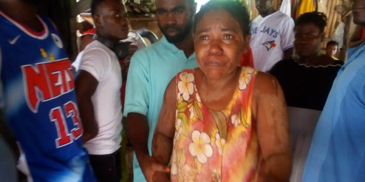 Please, don't prosecute me – Takoradi woman begs after confessing she was never pregnant