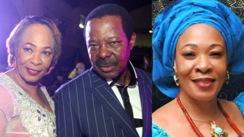 Ace Singer, King Sunny Ade's Wife, Risikat Is Dead