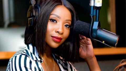 Pearl Modiadie Debunks Being An Affiliate Of The Wealthy Oppenheimer Family