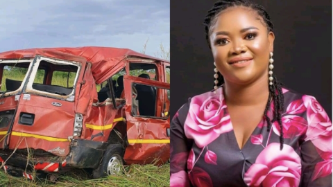 Fresh GH lady d!es in a car acc!dent on her way to write exams (+ Details