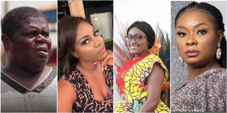 Create GoFundMe account for Psalm Adjetefio – Ruthy to Yvonne Nelson