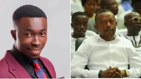 "Video Evidence: ""You can k.!ll and walk freely in Ghana"" – Rev Owusu Bempah's junior pastor boldly declares"