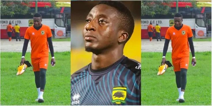 Felix Annan leaves Asante Kotoko