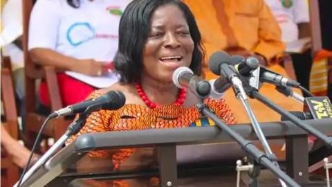 NDC stalwart, Ama Benyiwa-Doe passes on