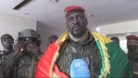 5 Major Policies Mamady Doumbouya Has Implemented Since He Took Over Guinea