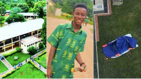 TWIST: Father of Tweneboa Kodua SHS Student Who Jumped Wall To Death Gives Vivid Account To Counteract Police Report