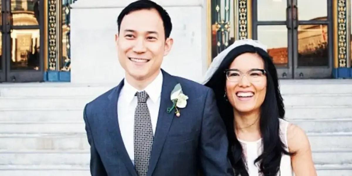 Ali Wong husband