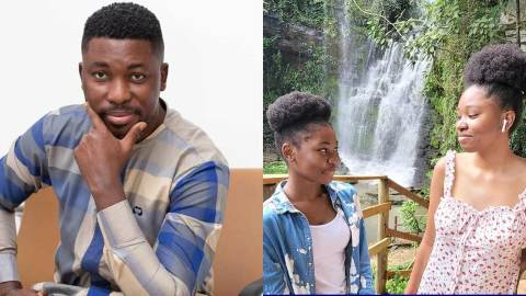 A-Plus shares photos of his adorable children for the first time