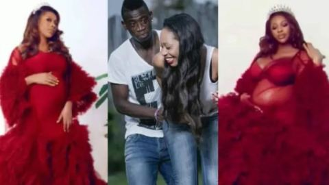 (+VIDEO) Kennedy Agyapong welcomes new baby with Afriyie Acquah's ex-wife Amanda