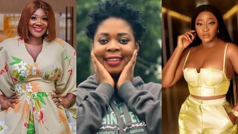 (+VIDEO) I wish to eat in the same bowl with Mercy Johnson, Ini Edo and Don Jazzy before I die – Joyce Dzidzor Mensah makes last wish