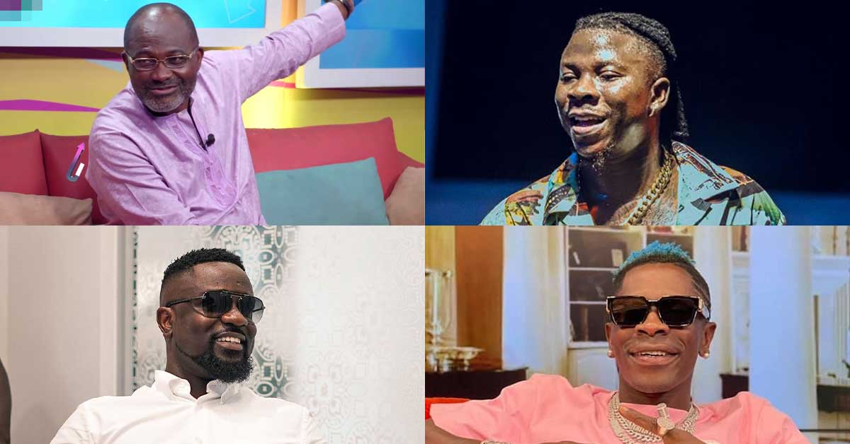 (+VIDEO) Hon. Kennedy Agyapong blasts Kelvin Taylor over his trash comments on Sarkodie, Stonebwoy and Shatta Wale