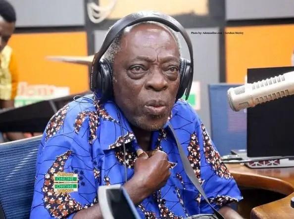 Ace Ghana actor Kohwe reported dead