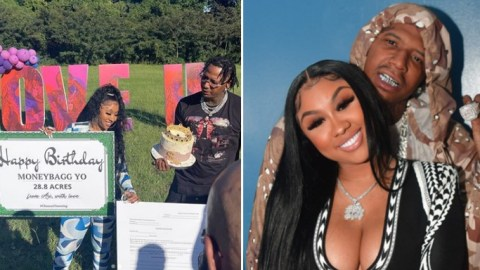 Not your ordinary kind of bae: Girlfriend of US rapper, Moneybagg Yo buys him 28.8 acres of land for his 30th birthday (See Photos)