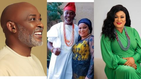 I Can't Believe My Lips Haven't Touched Yours Despite Acting Together For 37 Years – RMD To Sobowale