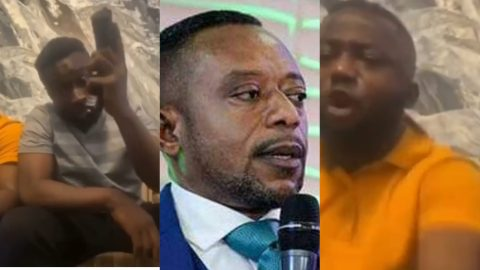 The Laws In Ghana Doesn't Work So I'll End You Wherever I See You and Go Scot Free – Junior Pastors Of Owusu Bempah Threaten Agradaa(+VIDEO )
