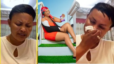 Remember Me In Your Prayers – Nana Ama Mcbrown Pleads With Fans As She Heals From Her Accident
