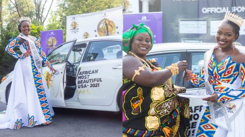 CONGO'S CHRISTELLE AWA CROWNED WINNER OF MAIDEN AFRICAN MOST BEAUTIFUL USA