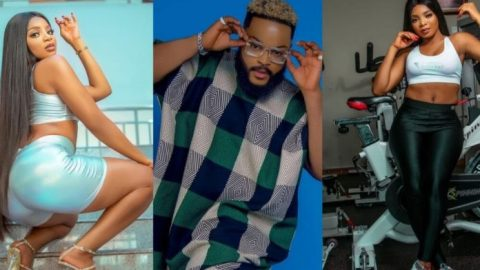 2021 BBNaija: My husband should be able to dribble me well in bed- Queen tells her crush Whitemoney