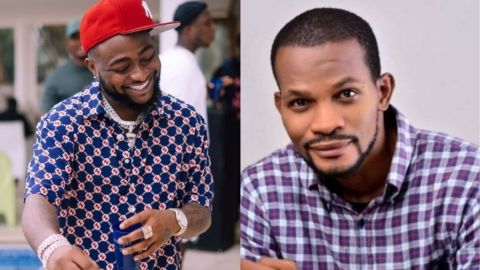 """Uche Maduagwu Places Davido On His Chopping Board For Refusing To Marry Chioma, Says """"Real Men Don't Do Promise & Fail Marriage"""""""