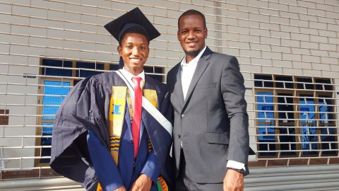 From taking care of cattle to graduating with first-class; the inspiring story of brilliant Ali Inusah