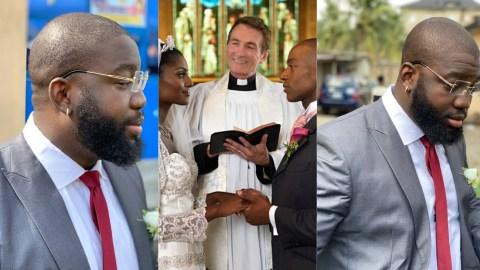Pastor sacks groomsman from wedding for wearing earrings, says it's against Christianity
