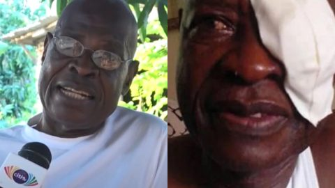 """""""Help me"""" – Visually impaired Ghanaian actor William Addo goes broke as ECG disconnects his light over GH¢5K unpaid bills"""