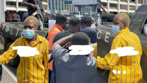 Fella Makafui cries throughout court session; emotional moment as Medikal is sent away to begin 5-day prison remand [Video]